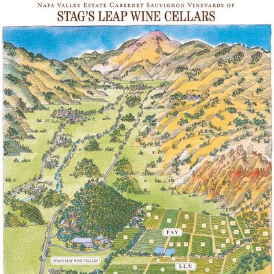 Stag's Leap Wine Cellars, Napa Valley