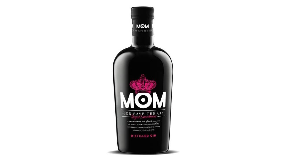 Gin Queen Mum