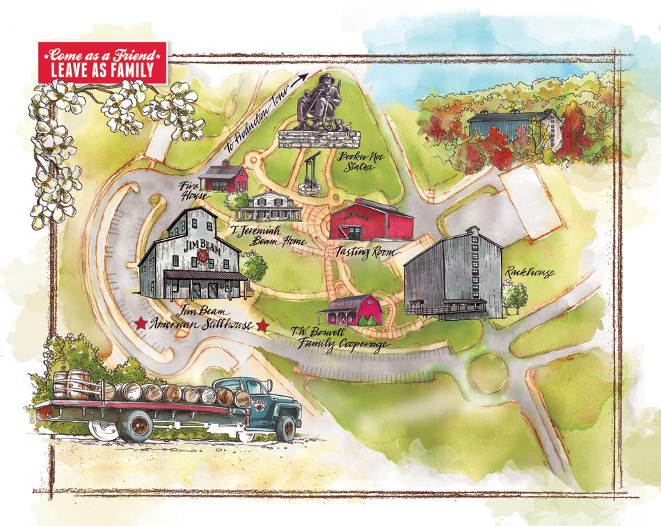 Alle artikel tanja klein for Kentucky craft bourbon trail